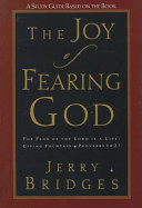 The Joy Of Fearing God Study Guide Book PDF