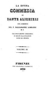 La Divina Commedia: Volume 5