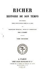 Histoire de son temps: Volume2