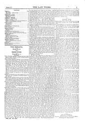 The Law Times: Volume 9