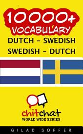 10000+ Dutch - Swedish Swedish - Dutch Vocabulary