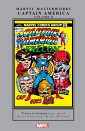Captain America: Marvel Masterworks Vol. 8