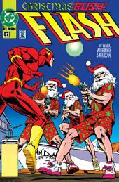 The Flash (1987-) #87