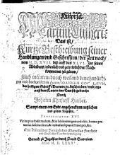 Ioannis Cochlaei Historia Martini Lutheri