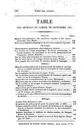 Bulletin general et universel des annonces et des nouvelles scientifiques, publie sous la direction du baron de Ferussac: Volume3;Volume26
