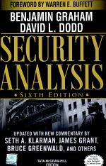 Security Analysis 6E