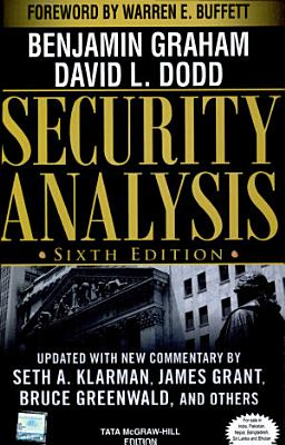 Security Analysis 6E