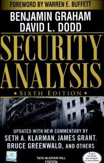 Security Analysis 6E Book