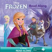 Frozen Read-Along Storybook