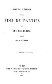 Le Philidorien: petite encyclopédie des échecs, Numéro4