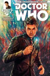 Doctor Who: The Tenth Doctor #1: Revolutions of Terror Part 1, Issue 1