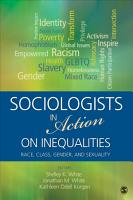 Sociologists in Action on Inequalities PDF