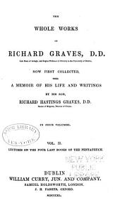 The Whole Works of Richard Graves: Volume 2