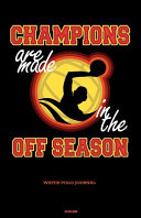 Champions Are Made in the Off Season PDF