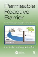 Permeable Reactive Barrier PDF