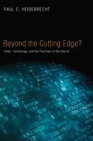 Beyond Cutting Edge  PDF