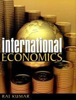 International Economics PDF