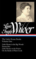 The Little House Books  Little house in the big woods PDF