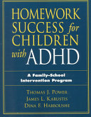 Homework Success for Children with ADHD