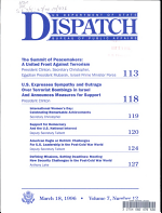 US Department of State Dispatch PDF