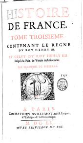 Histoire de France: Volume3