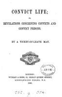 Convict Life PDF