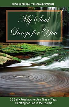 My Soul Longs for You PDF