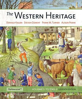Western Heritage  The  Volume 1 Book