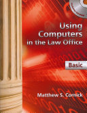 Using Computers in the Law Office   Basic PDF