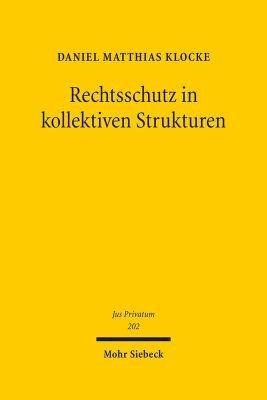 Rechtsschutz in kollektiven Strukturen PDF
