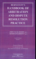 Bernstein s Handbook of Arbitration and Dispute Resolution Practice PDF