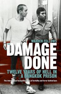 The Damage Done Book