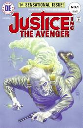 Justice, Inc: The Avenger #1