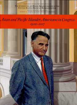 Asian and Pacific Islander Americans in Congress  1900 2017 PDF