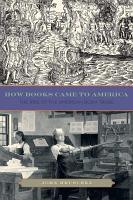 How Books Came to America PDF