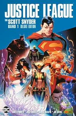 Justice League von Scott Snyder  Deluxe Edition    PDF