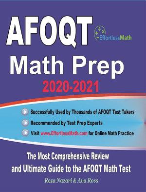 AFOQT Math Prep 2020 2021