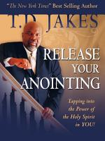 Release Your Anointing PDF