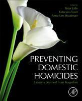 Preventing Domestic Homicides PDF