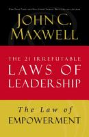 The Law of Empowerment PDF