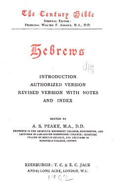 The Century Bible     PDF