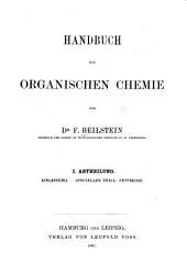 Handbuch der organischen Chemie