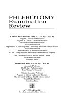 Phlebotomy Examination Review PDF