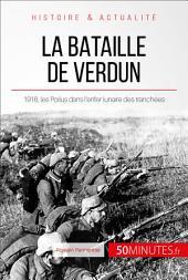 La bataille de Verdun: 1916, les Poilus dans l'enfer des tranchées