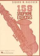 158 Saxophone Exercises