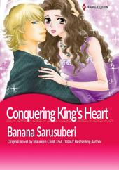 CONQUERING KING'S HEART: Harlequin Comics