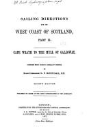 West Coast of Scotland Pilot PDF