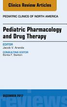 Pediatric Pharmacology and Drug Therapy  An Issue of Pediatric Clinics of North America  E Book PDF