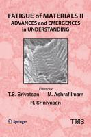 Fatigue of Materials II PDF