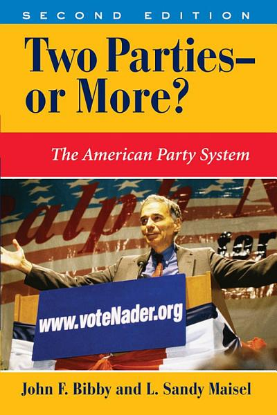 Download Two Parties  or More  Book